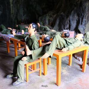 베트남 깟바 여행: 씁쓸한 전쟁의 잔재, 깟바 동굴병원(Hospital Cave)