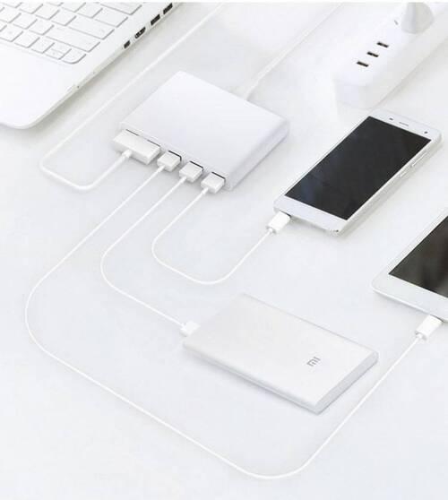 샤오미 멀티 USB 충전기, 노트북 충전 가능