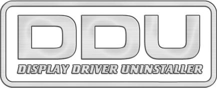 그래픽 드라이버 제거 DDU (Display Driver Uninstaller) 프로그램