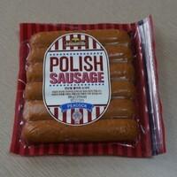 쟌슨빌 폴리쉬 소시지 396g 돼지고기 73.8%