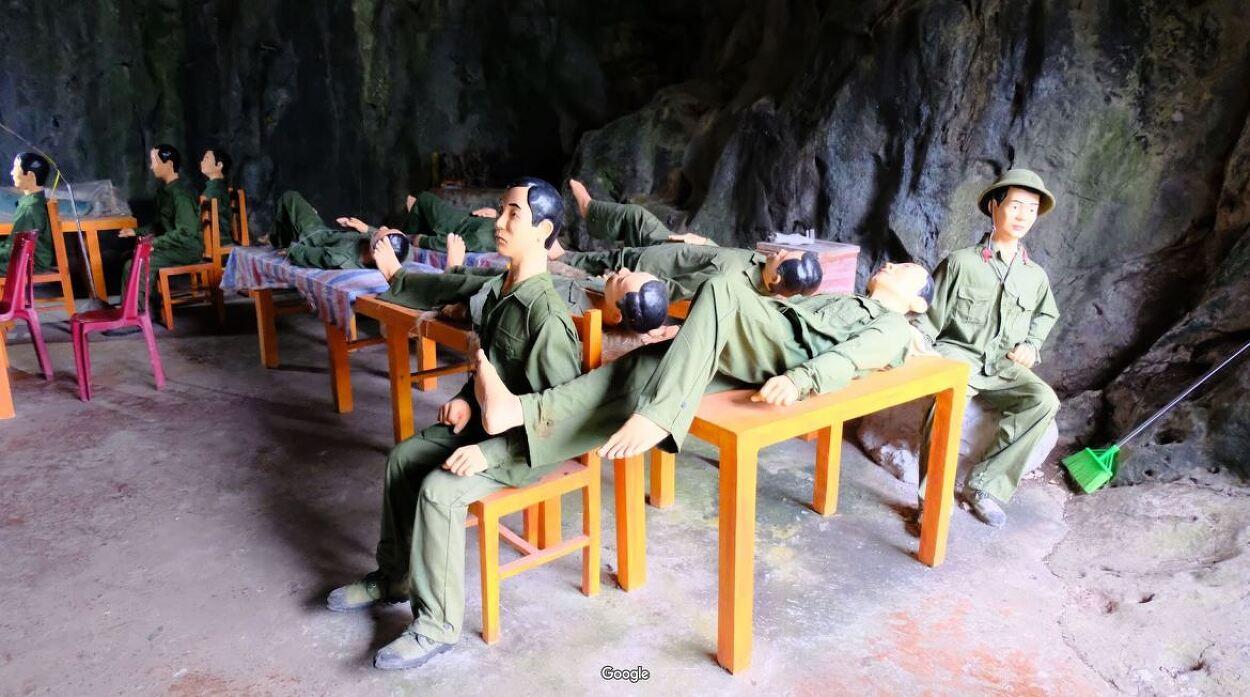 베트남 깟바 여행: 씁쓸한 전쟁의 잔재, 깟바 동굴병원(Hospital C..
