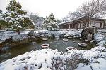 눈 오는 날 - 창원의 집...