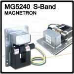 MG5240 S-Band Magnetron
