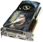 GeForce 9800 GTX H2OC review