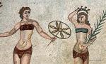 #2 로마 시대 최대 최고의 모자이크-파아짜 아르메리나 (시칠리아)