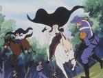 관광 시설을 짓기 위해서 신의 숲을 탐사하러 가는 엔니오 쾌걸 조로 怪傑ゾロ Kaiketsu Zorro 神の森の伝説 제45화