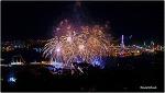 부산항축제 전야제 불꽃사진-영상 2017