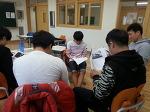 중학생들의 남자되기 프로젝트!!