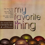 Favorite Recordings - My Favorite Thing (2011)