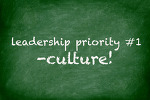 조직문화와 리더십을 일치시키지 마라