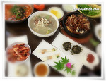 Names and natures do often agree - IlSan Milbat Kalguksu, Seokgalbi