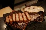 오사카 1, 2위를 다투는 돈가스 맛집, '만제'