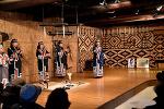 북해도여행- 홋카이도 아이누 민족박물관, 공연