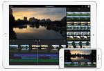 애플은 아이패드 에어2를 위한 4K 비디오 지원 iMovie 업데이트