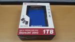트랜센드 : StoreJet 25H3 1TB 외장하드 개봉 및 사용기!