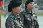 First female South Korean soldiers earn coveted Expert Infantryman Badge