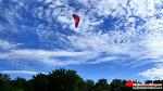 캐나다 비치에서 열린 연 날리기 대회!