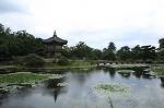 경복궁 향원정, 왕족의 사적인 휴식 공간
