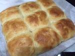 미국의 유명한 레스토랑 텍사스 로드 하우스 롤 따라 만들기-제빵기로 더 간단히 만들어요~