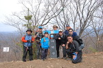 강원도 춘천 가덕산과 몽덕산, 고등학교 친구들과...#31,32