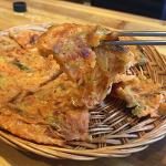 마포 공덕역 맛집 행복한 식사 김치 부침개와 막걸리