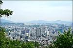 서울N타워(남산서울타워).봉수대,서울중심점 그리고 수만개의 사랑의 자물쇠