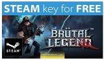 11/21 스팀 PC 게임 Brutal Legend 한시적 무료 고독한 강월드 기묘한 게임 (Brutal Legend FREE Steam)