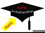 IKPA Scholarship 안내