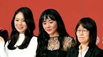 부산국제영화제(BIFF) 개막작 '유리정원' 시사회 및 기자회견