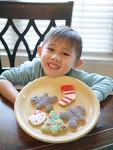 크리스마스 맞이 아이들과 쿠키 만들기