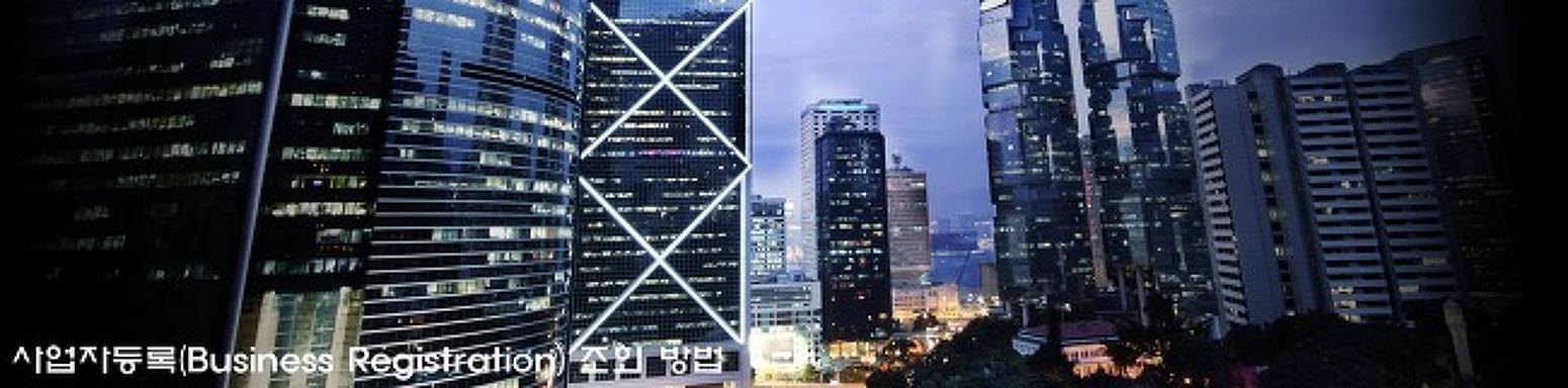 [H.K.] 거래 홍콩회사(법인)의 사업자 등록사항 확인 방법