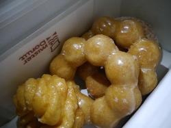 미스터 도넛 반값 세일 / ミスド半額