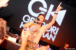 2012. 06. 16. Sat. FUTUREGODS - Gregori Klosman @ Club Mansion