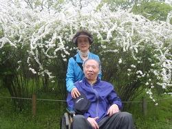2011. 5. 광릉수목원에서 아버지, 어머니와..