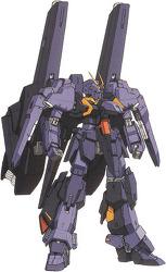 """[U.C 0091] RX-274R Gundam Mark IV """"Siren"""" 설정자료"""