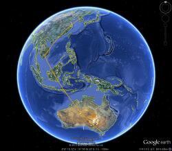 12년 04월 - 호주 - 멜버른 - 출입국 편