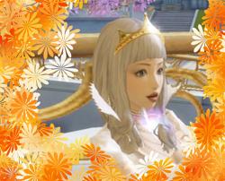 예쁜 꽃 테두리 만들기