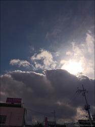 찬란한 하늘!