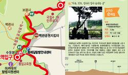 북한산 둘레길 2 구간 : 순례길