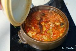 [찌개] 돼지고기 김치찌개