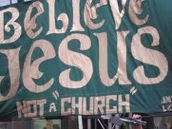 """바나 리서치 연구: """"예수님은 사랑하지만 교회를 멀리하는 기독교인"""""""