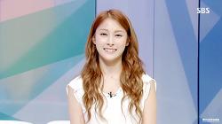 140721 SBS 모닝와이드 박규리의 웨더쇼 캡처