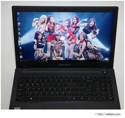 한성 보스몬스터 XH56 BossMonster Hero6700 고성능 i7탑재 스카이레이크 노트북