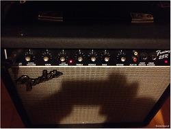 Fender Frontman 25R 세팅