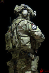 "[75th RANGER] 75th RANGER ""SILVERTAIL"" Hooah~!!"