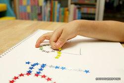 추석 연휴에 즐겨요~ 집중력과 인지능력을 향상시키는 아빠표 스티커놀이~!