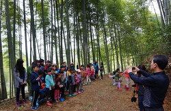 4월에 떠난 두산중 역사탐방 생태체험