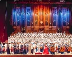 [CNA] CGM기독교복음선교회와 심로합창단 감동적인 공익음악회 무대 선보여