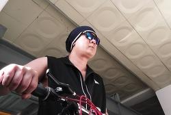 스포츠선글라스 일상생활,자전거 야구 고글 블리츠 자동음영조절기능 깨지지 않는 렌즈