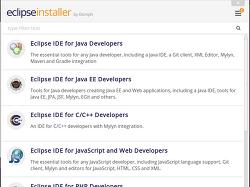 [Ubuntu 16] 우분투에 이클립스(Eclipse) 설치하기